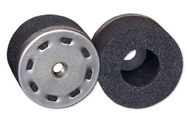 Resinoid bonded abrasive wheels Type 5 (PR)